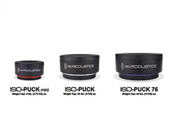 IsoPuck series
